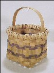 Handwoven Berry Pick'n Basket