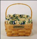 Longaberger Basket Hostess Appreciation Basket Combo 1996