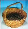 Vintage Old Kentucky Round HICKORY Gathering Basket SOLD!