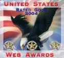 United States Web Award 2004